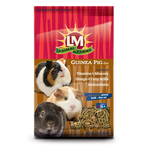 Guinea Pig Diet - 5 lbs Best Price