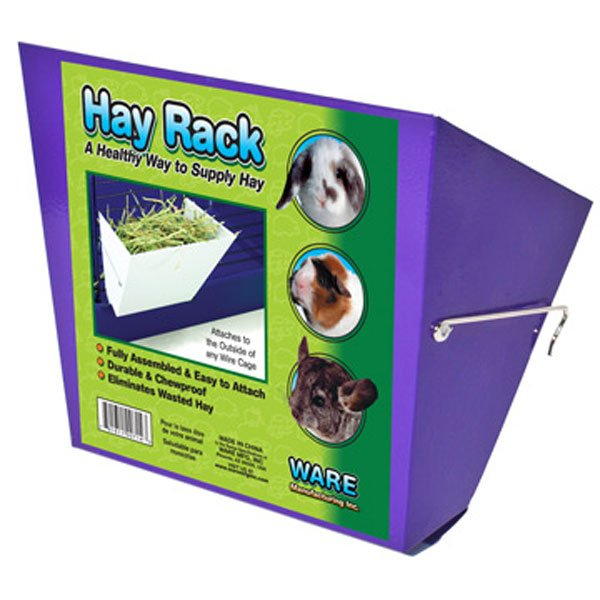 Small Pet Hay Rack - 9  X 4  X 7 in. Best Price