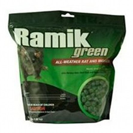 Ramik Green Nuggets Rotendicide - 4 lbs. Best Price