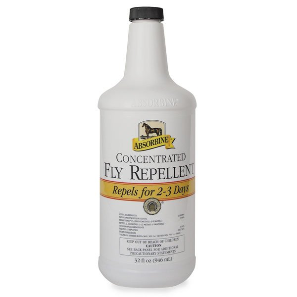 Absorbine Conc. Fly Repellent 32 oz Best Price