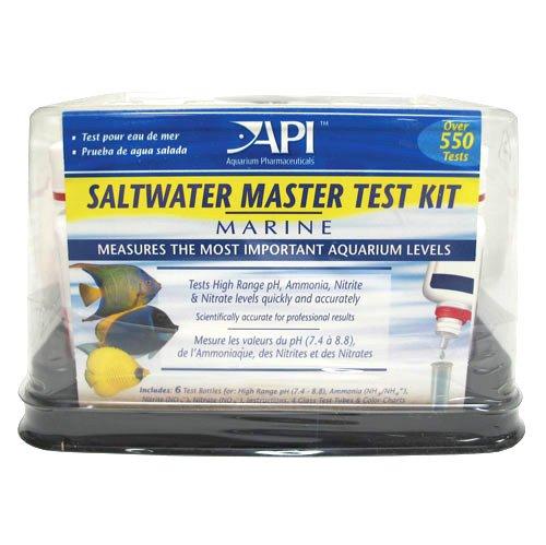 Saltwater Master Test Kit