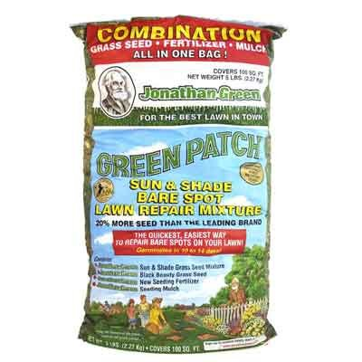 Green Patch Sun and Shade Grass Seed - 5 lb. Best Price