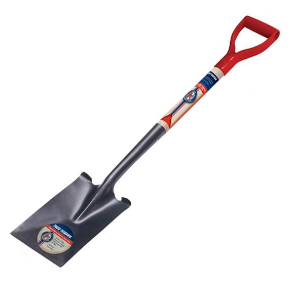 True American Wood Garden Spade Best Price