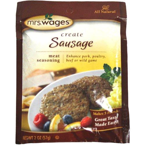 Sausage Seasoning Mix 2 oz. Best Price