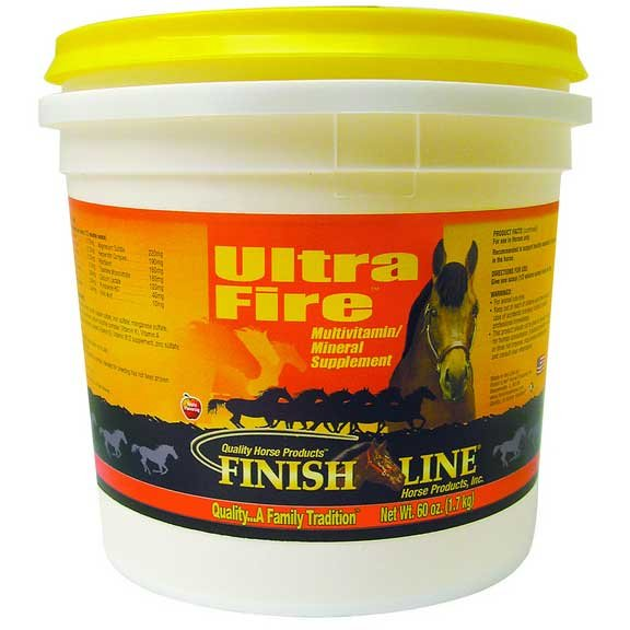 Ultra Fire for Horses / Size (60 oz.) Best Price