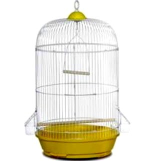 Round Parakeet Cage 13 X 13 X 26 in. (Case of 6) Best Price