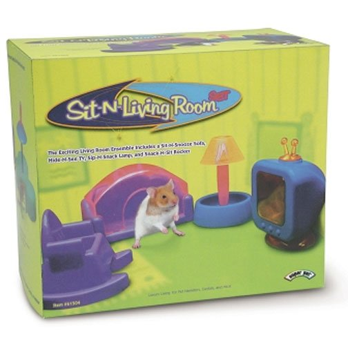 Sit N Living Room Set 4pc.