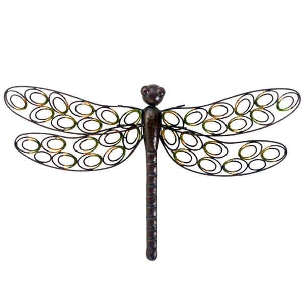 Dragonfly Wall Art - 27 x 16 in. Best Price