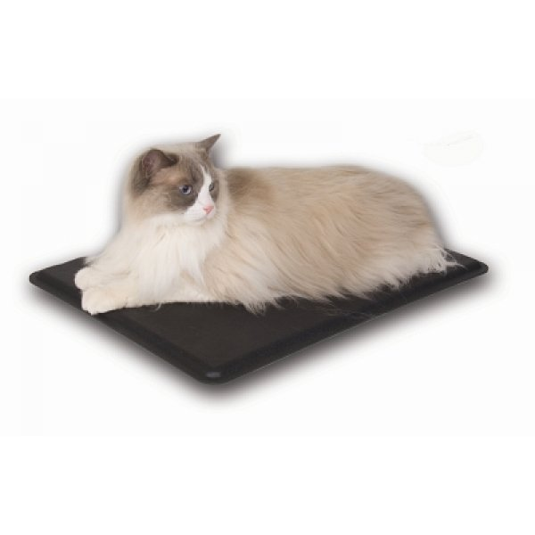 Outdoor Heated Kitty Pad Cat Supplies Gregrobert