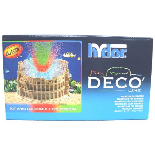 Ario Coliseum Kit Aquarium Decor Best Price