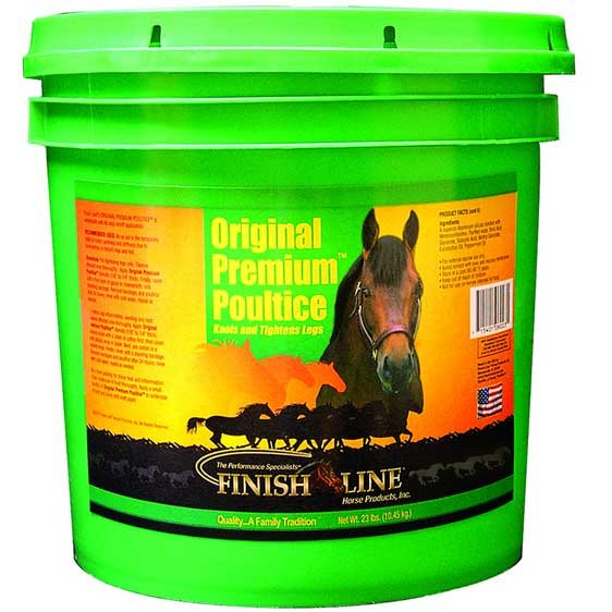 Finish Line Original Premium Clay Poultice / Size (23 lbs.)