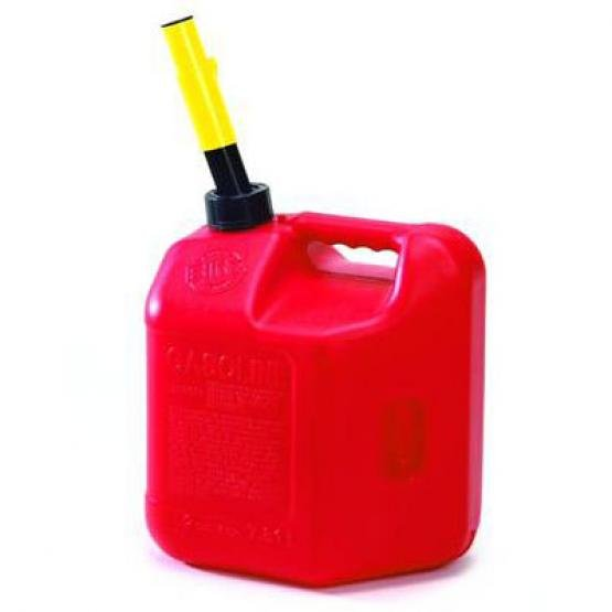 Spill-Proof Gas Can - 2 gallon Best Price