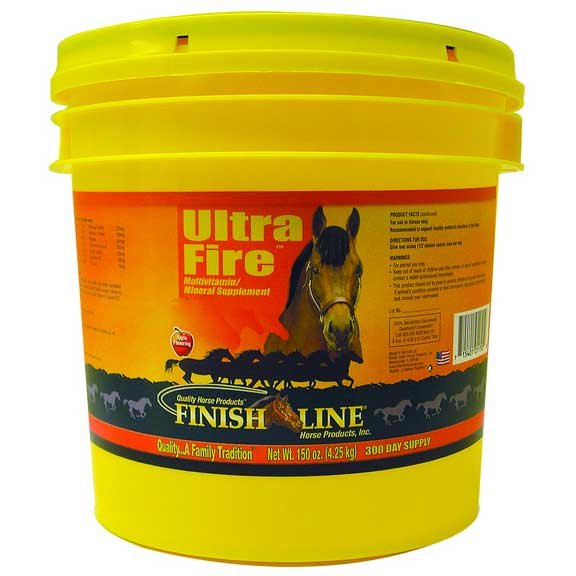 Ultra Fire for Horses / Size (150 oz.) Best Price