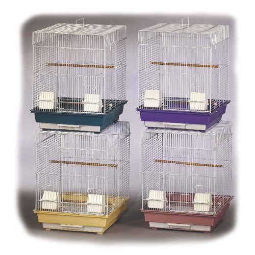 Economy Parakeet Cage 16 x 16 x 22 in. (Case of 4) Best Price