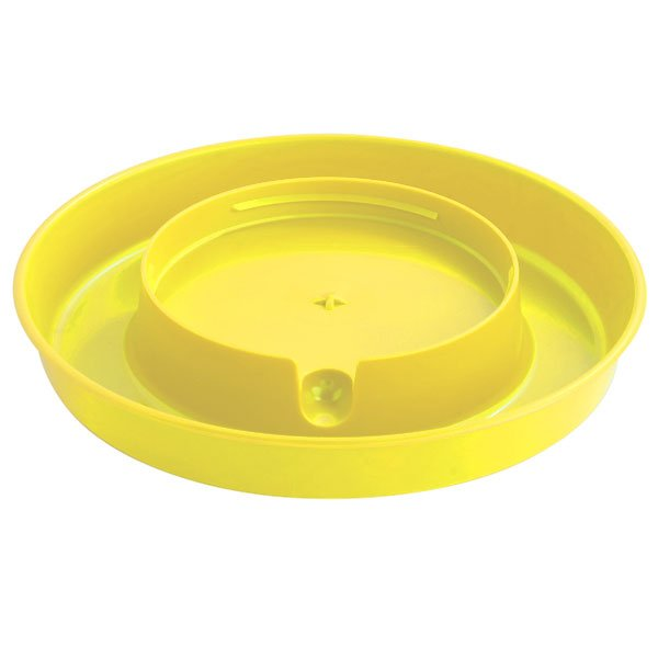 Screw-On Base - 1 gal. / Color (Yellow) Best Price