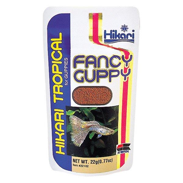 Fancy Guppy By Hikari .77 Oz.
