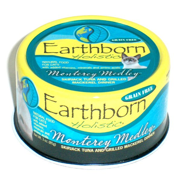Earthborn Monterery Medley Feline 5.5 oz. (Case of 24) Best Price