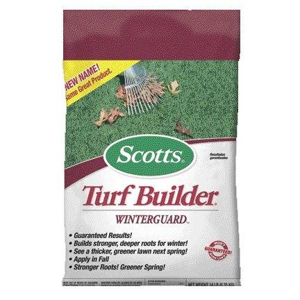 Scotts Lawn Pro Turf Builder w/ Winterguard / Size (15 000 s ft) Best Price