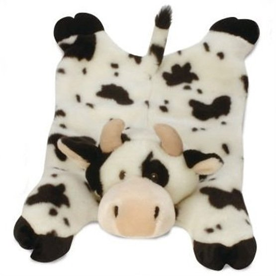 Barnyard Babies Toys for Puppies and Dogs / Type (Mama Cow) Best Price