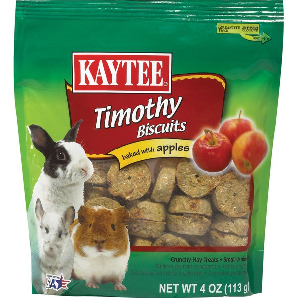 Timothy Hay Baked Small Pet Treat - Apple / 4 oz. Best Price