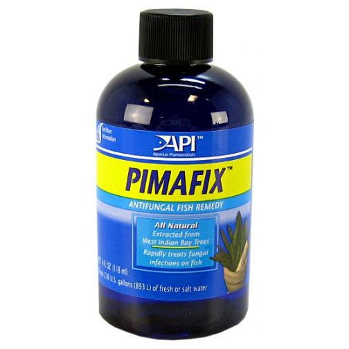 Pimafix Fish Medication / Size 4 Oz.