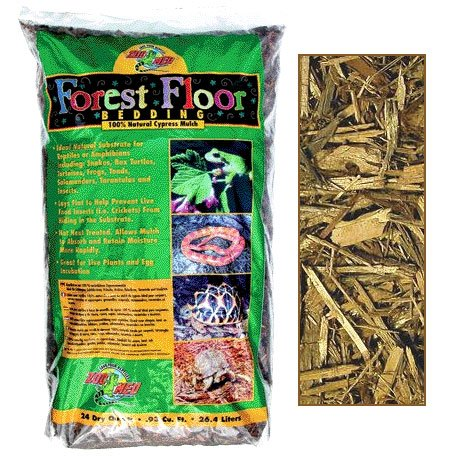 Forest Floor Reptile Substrate - 24 qt. Best Price