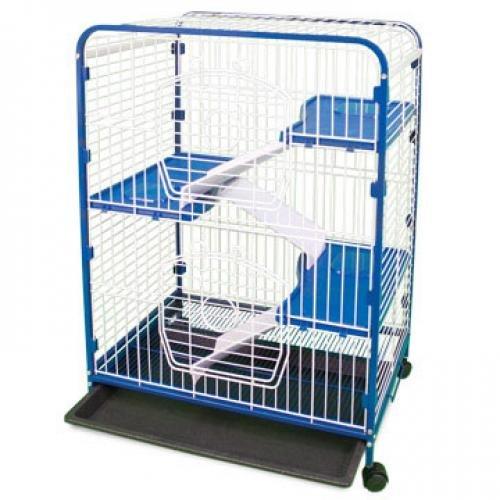 Four Level Indoor Ferret Cage