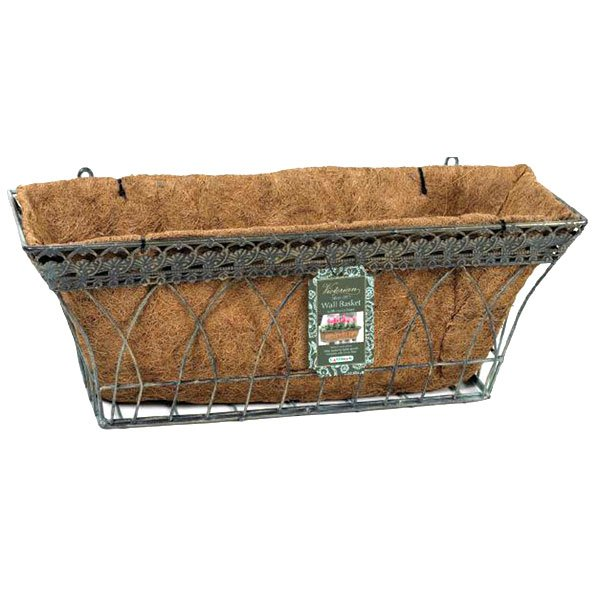 Victorian Wall Trough Copper 24 in. Best Price