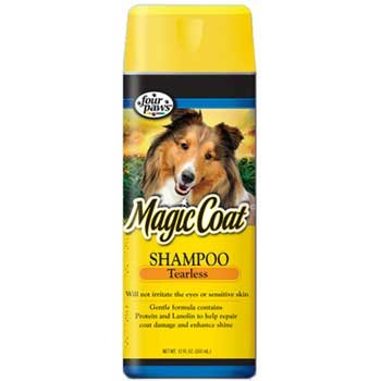 Magic Coat Protein Tearless Dog Shampoo 16 Oz.