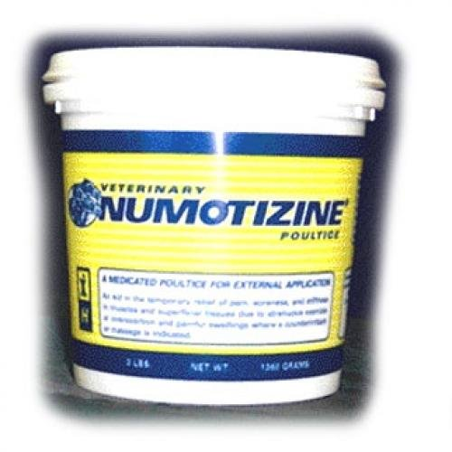 Numotizine Veterinarian Poultice 3 lbs Best Price