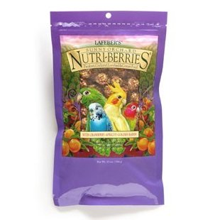 Sunny Orchard Nutri-Berries for Cockatiels 10 oz Best Price