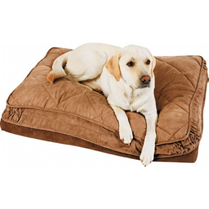 Bolstered Orthopedic Pet Bed - 54 X 34 in. Best Price