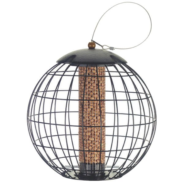 Squirrel Proof Cage Peanut Wild Bird Feeder Best Price