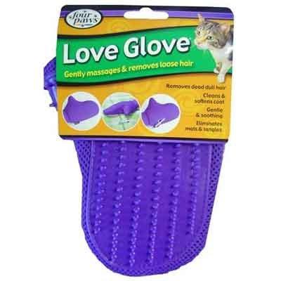 Love Glove Cat Grooming Mitt