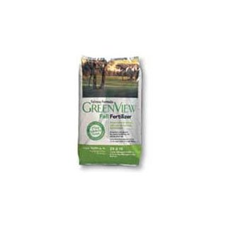 Greenview Fall Fertilizer 22-0-10 - 15000 sq ft. Best Price