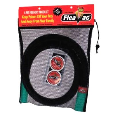 Flea Vac Hose System With Kill Pellets Best Price