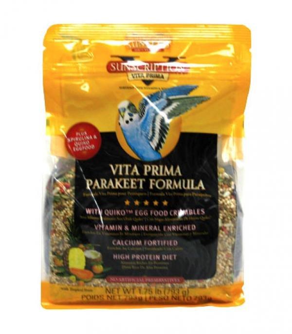 Vita Prima Parakeet 1.75 Lbs
