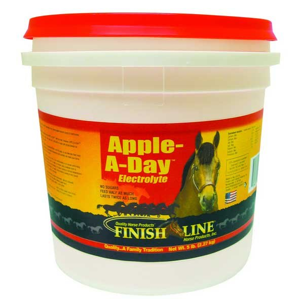 Apple A Day Electrolyte for Horses / Size (5 lbs.) Best Price