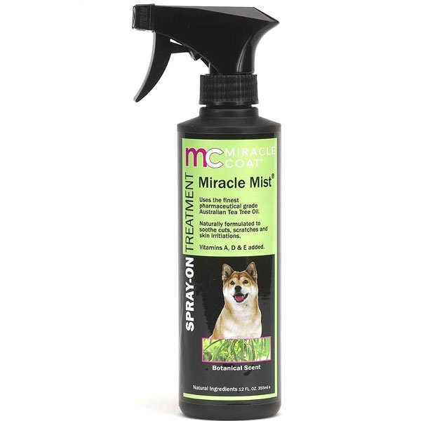 Skin Treatment Mist Spray For Dogs 12 Oz.