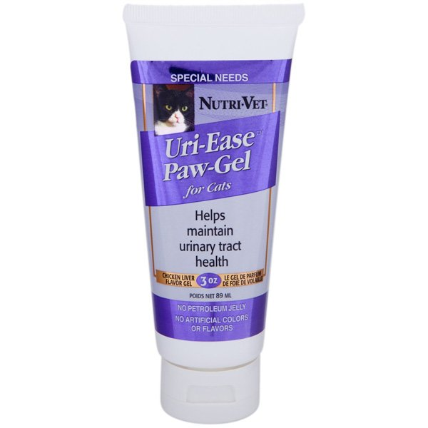 Uri-Ease Paw Gel for Cats Urinary Tract 3 oz. Best Price