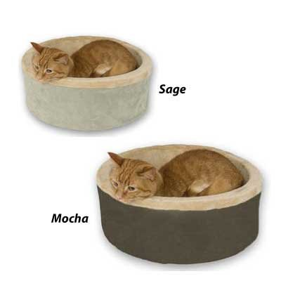 Thermo Kitty Bed Heated Cat Bed