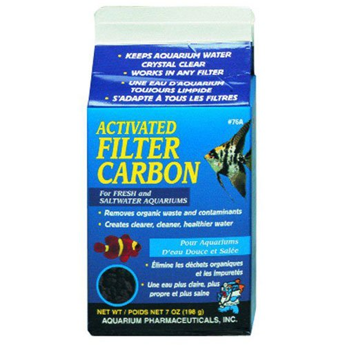 Activated Filter Carbon 3.5 Oz