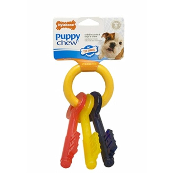 Puppy Teething Keys / Breed Xsmall