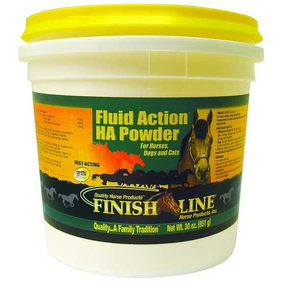 Fluid Action HA for Horses / Size (30 oz. Powder) Best Price