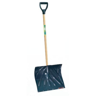 Arctic Blast 18 in. Mountain Mover Poly Shovel