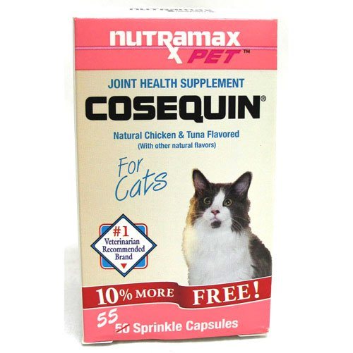 Cosequin For Cats With Glucosamine 55 Ct.