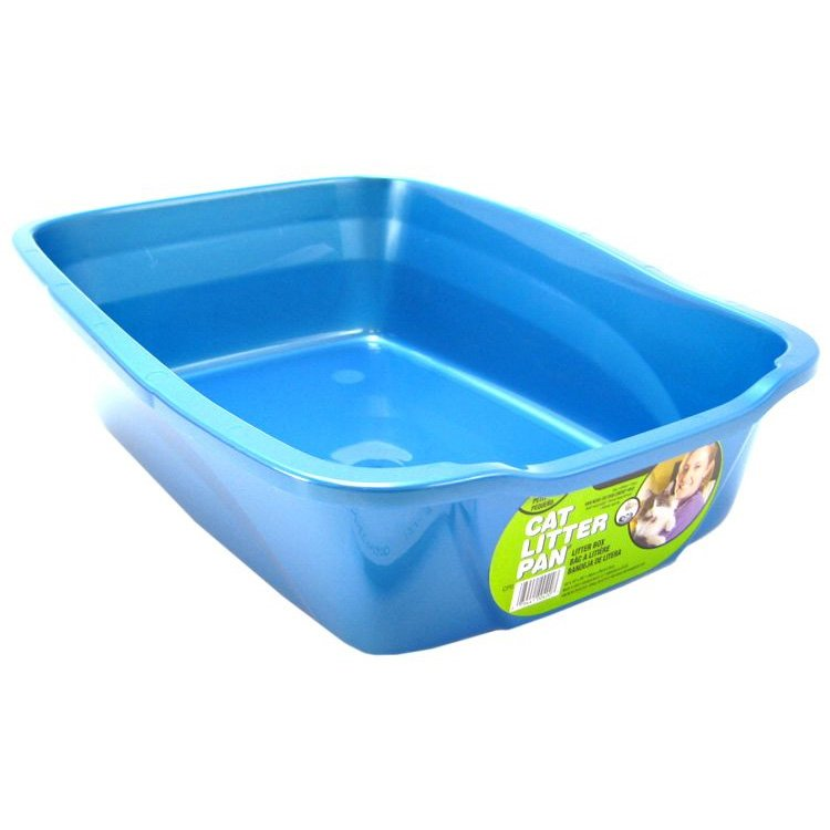 Odor Free Cat Litter Box / Size (Small) Best Price