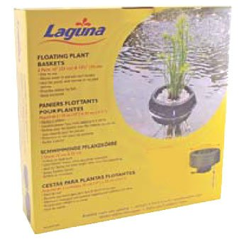 Laguna Floating Planting Basket 18 In.