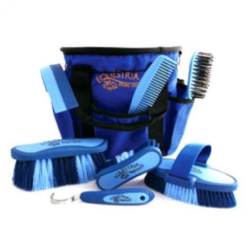 Equestria Sport 8 Piece Grooming Kit / Color (Blue) Best Price