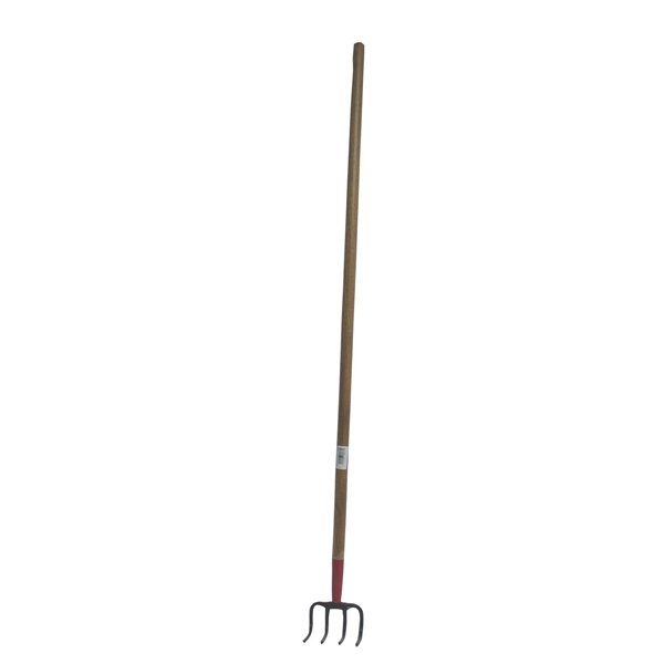 Classic Four Tine Cultivator With 48-Inch Wood Handle Best Price